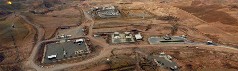 Chia Surch Oil and Gas Block
